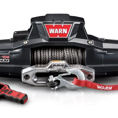 Warn Winches 92815 ZEON 10-S PLATINUM