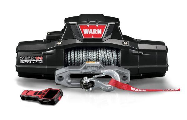Warn Winches 95960 ZEON 12-S PLATINUM