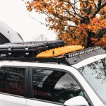 Cbi Offroad Fab 5th Gen Toyota 4runner Prinsu Roof Rack Full Non Drill 2010 2021