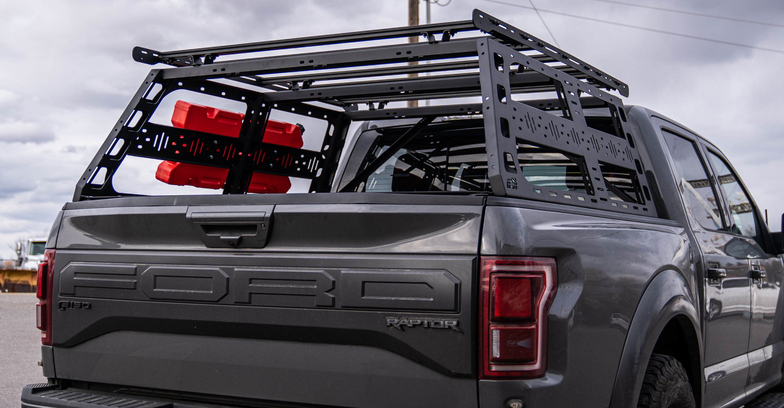 ford f150 cab height bed rack 5 6 bed length 2004 2021