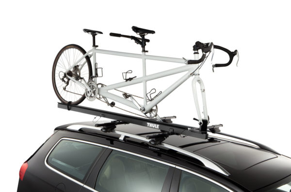 thule tandem bike rack