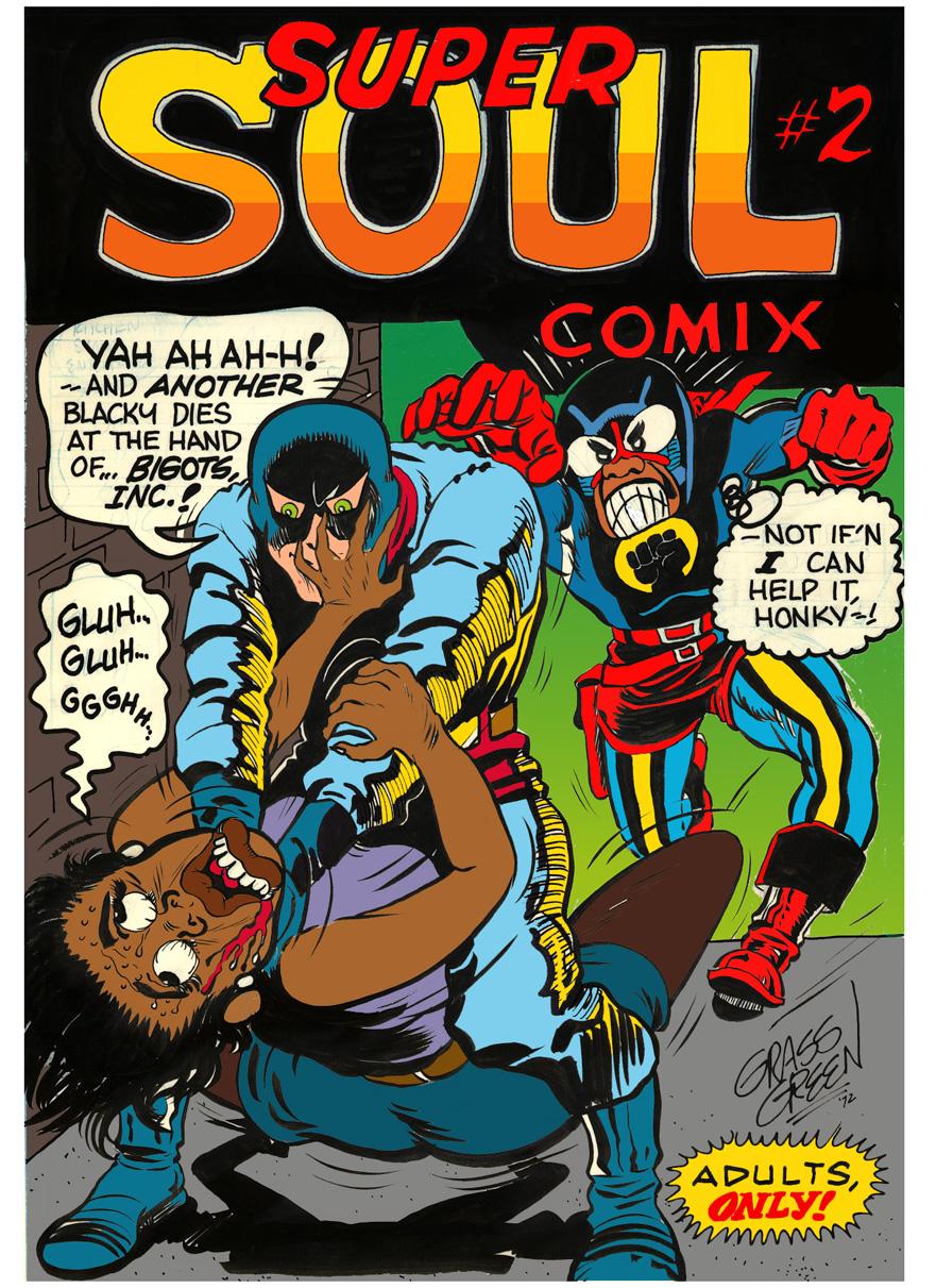 Image result for black superhero comic