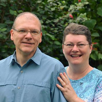 Darrell & Laura Lee Bustin