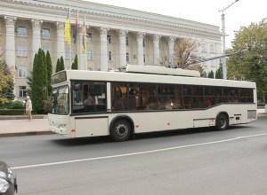11тий тролейбус