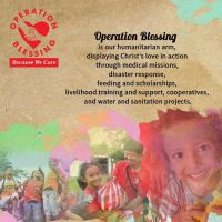 Operation Blessing Foundation Philippines, Inc.