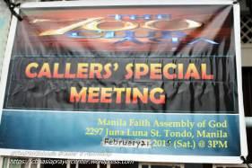 Caller's Fellowship