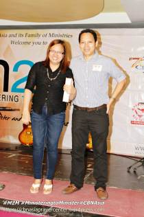 """Pastor Roy and wife Helen Sacayan celebrates their 17th wedding anniversary""""."""