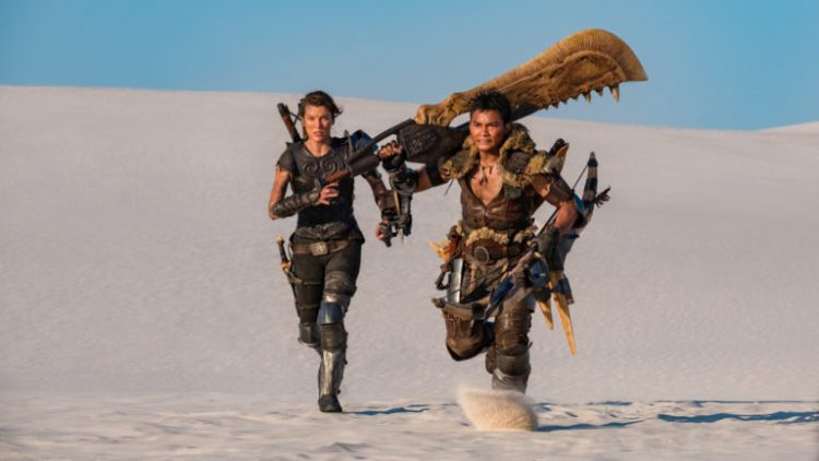 'Monster Hunter' Pulled From China For 'Insults' To the ...
