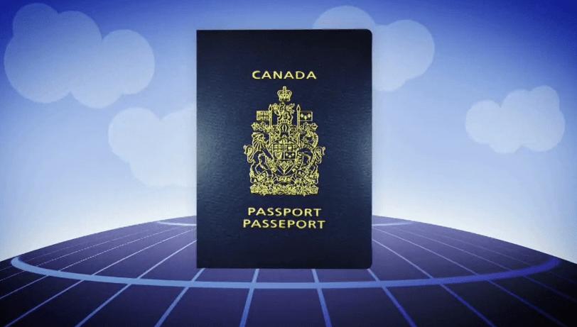 Medidas foto pasaporte canada 86