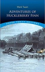 Adventures of Huckleberry Finn - Best Travel Books of All Time