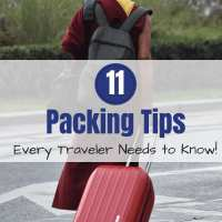 11 Packing Tips for Travel (the best packing tips for air travel)