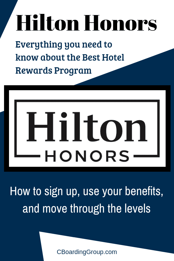 Everything you need to know about the Hilton Honors Rewards Program