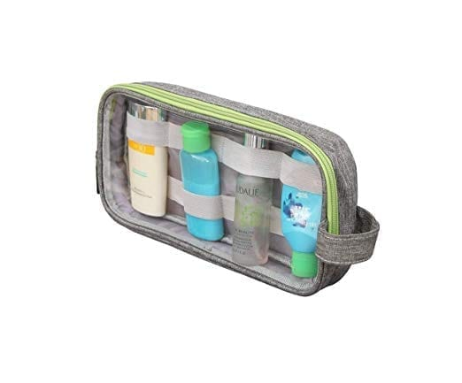 Toiletries Bag - Store your Business Travellers First Aid Kit Here!