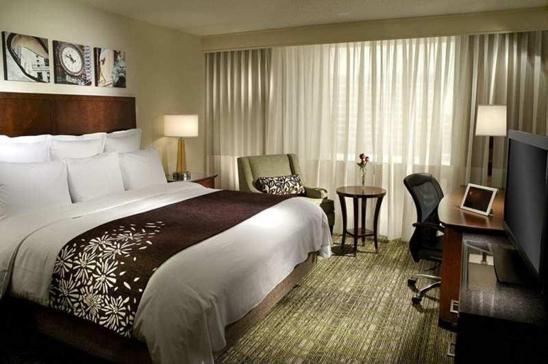 Marriott Hotel Bed - Foam Mattress & Box Spring - Official Marriott Bed2