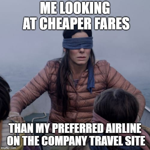 Travel Memes - Cheaper Fares
