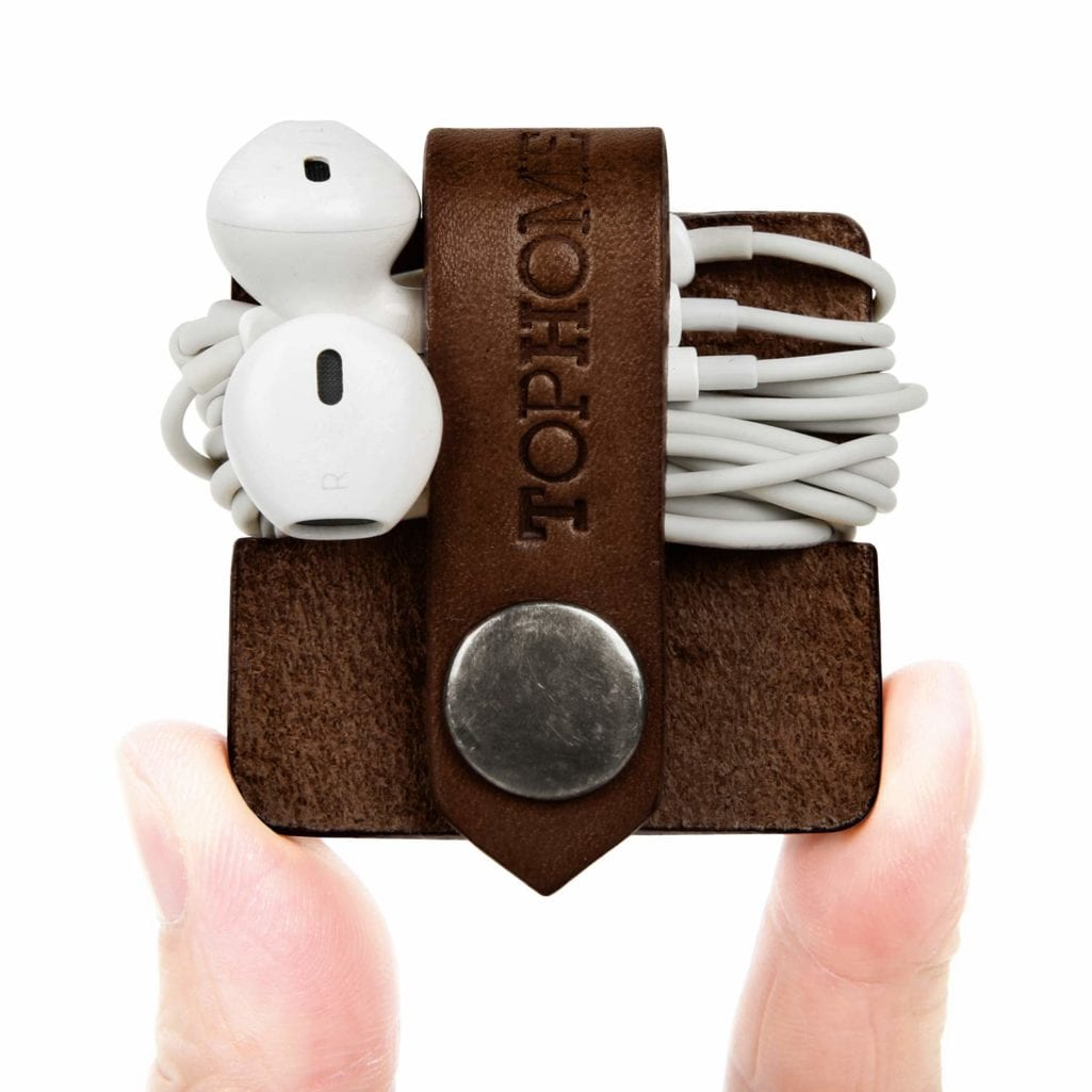 TOPHOME Cord Organizer Holder Headset Headphone Earphone Wrap.jpg