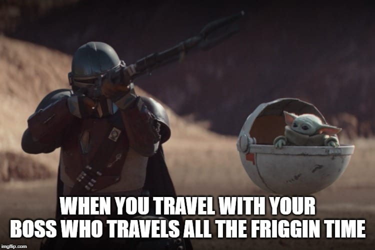 These Are Not The Baby Yoda Memes You Are Looking For About Travel