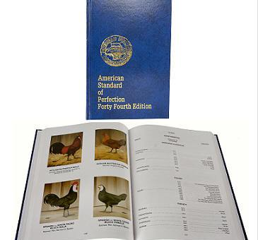 The 44th Edition of the American Poultry Association Standard of Perfection