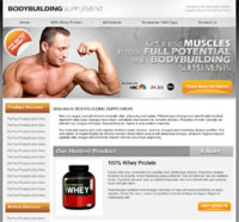 Clickbank-Niche-Storefront-Muscle Building