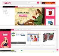 Clickbank-Niche-Storefront-Womens eBook Store
