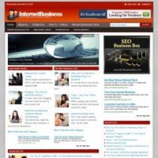 Image showing CBProAds' internet business niche storefornt