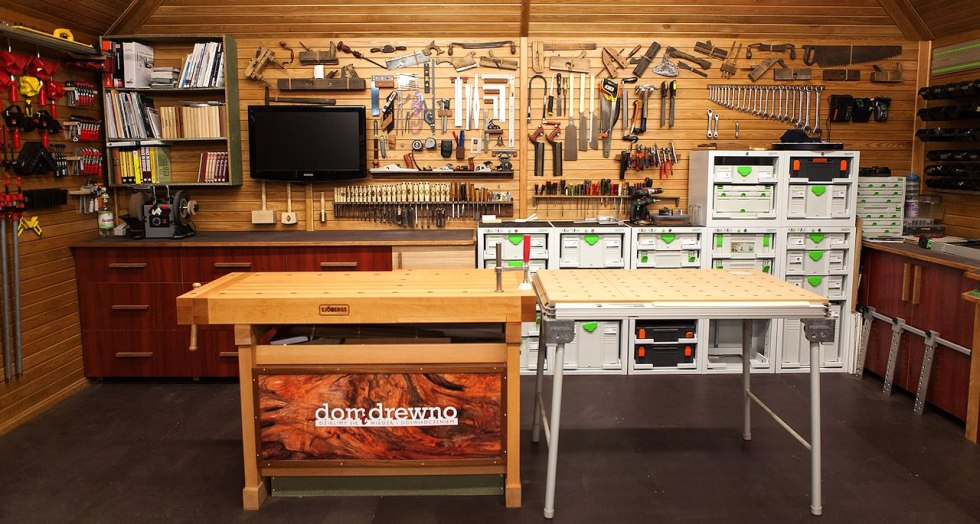 Set Up Your Workshop