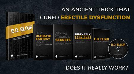 ED Elixir Erectile Dysfunction Review