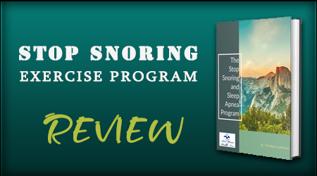 Stop Snoring and Sleep Apnea Review