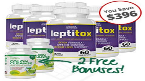 Promotion Leptitox  Weight Loss