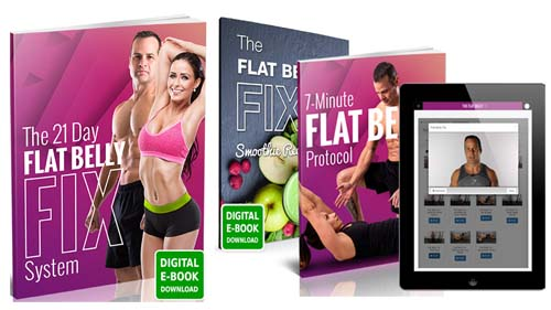 The 21 Day Flat Belly Fix Review