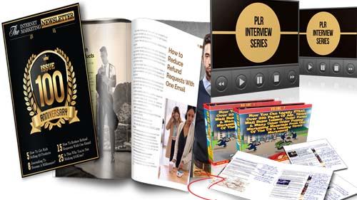 The Internet Newsletter PLR Membership Review