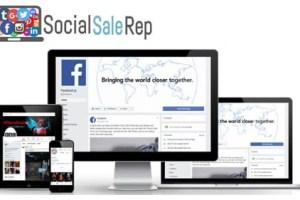 Social Sale Rep Review