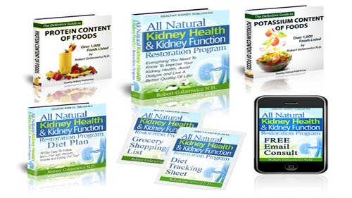 All Natural Kidney Health & Kidney Function Restoration Review