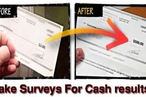 Take Surveys For Cash Review