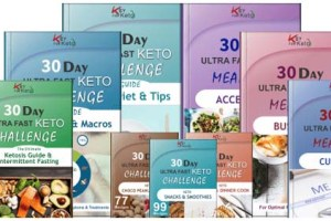 30 Day Ultra Fast Keto Challenge Review