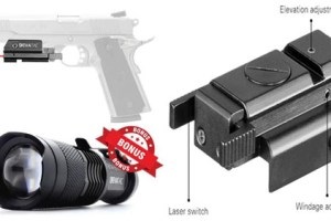 EVATAC Laser Sight Review