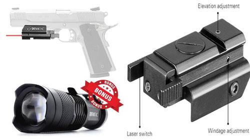 EVATAC Laser Sight Review