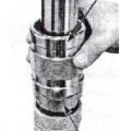 cbr 600 f4 установка сальника