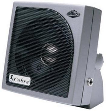 Cobra external speaker