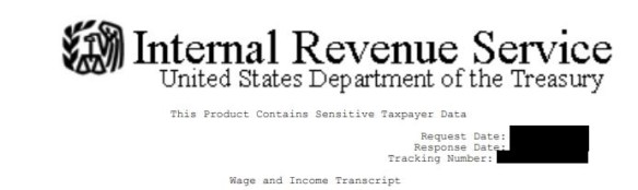 What is an IRS Wage and Income Transcript and why you need