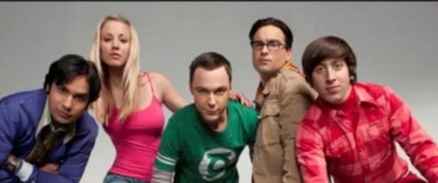 The Big Bang Theory online