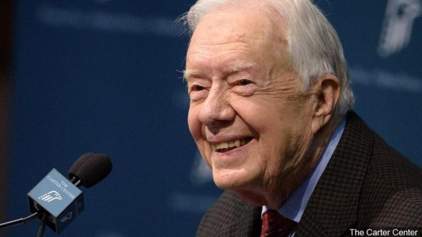 Former US President Jimmy Carter discharged from Emory University ...