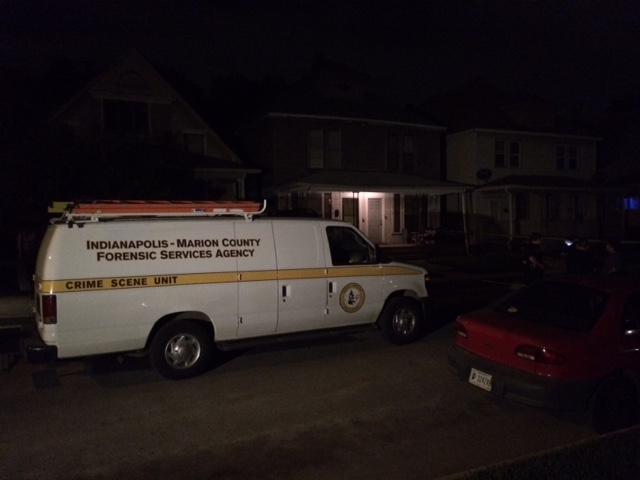 Lexington Tv Kast.Police Investigating Shooting On City S East Side Wttv Cbs4indy
