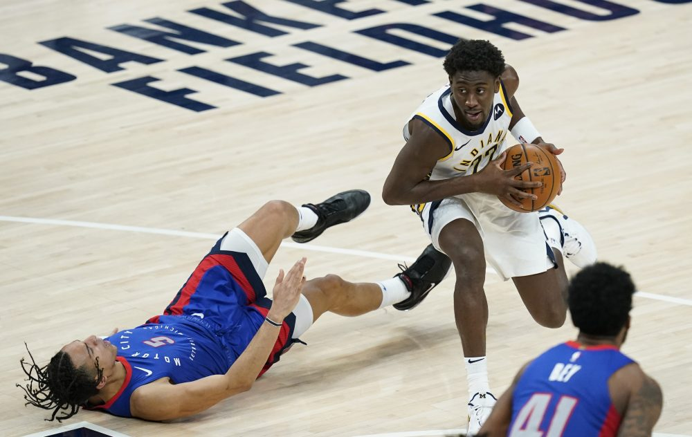 Pacers defeat Pistons 116-111, snap 6-game home losing streak | WTTV  CBS4Indy