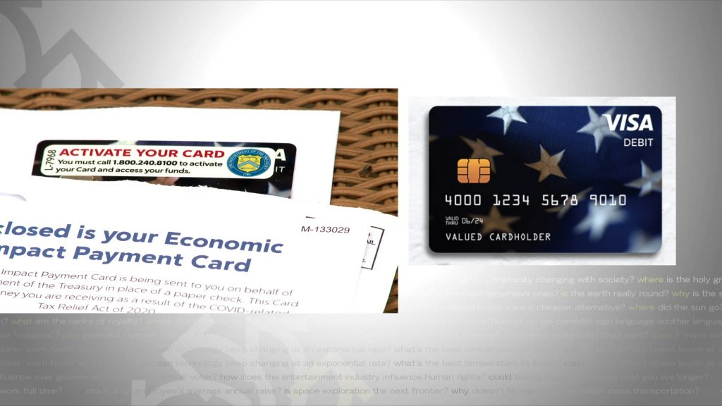 Why Are Debit Cards Being Issued For The 2nd Stimulus Payment? Also, How To Avoid Scams