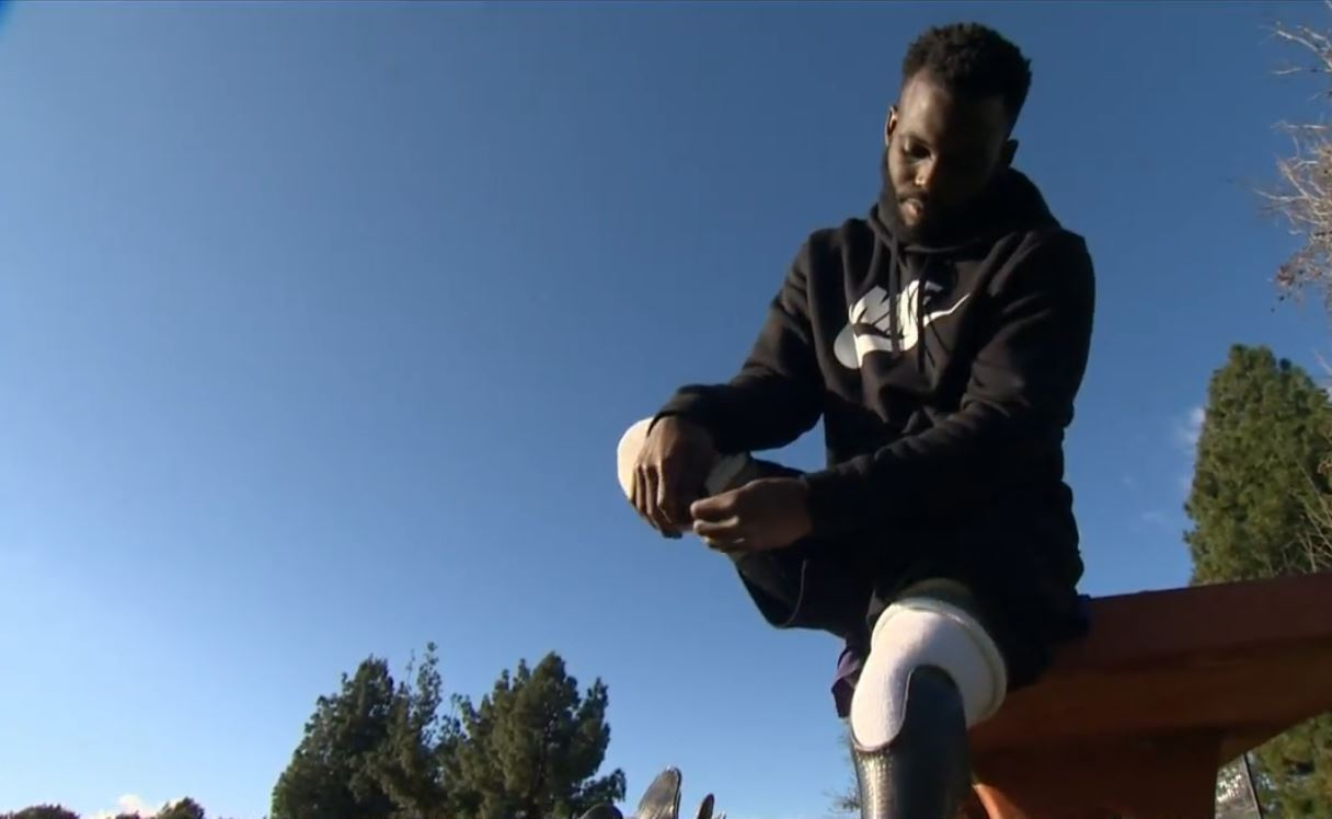 Double-Amputee Running Champion Blake Leeper In Legal Battle To Compete In Tokyo Olympics