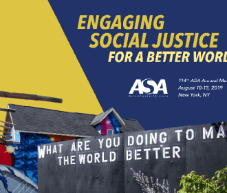 CBSM Events at ASA 2019