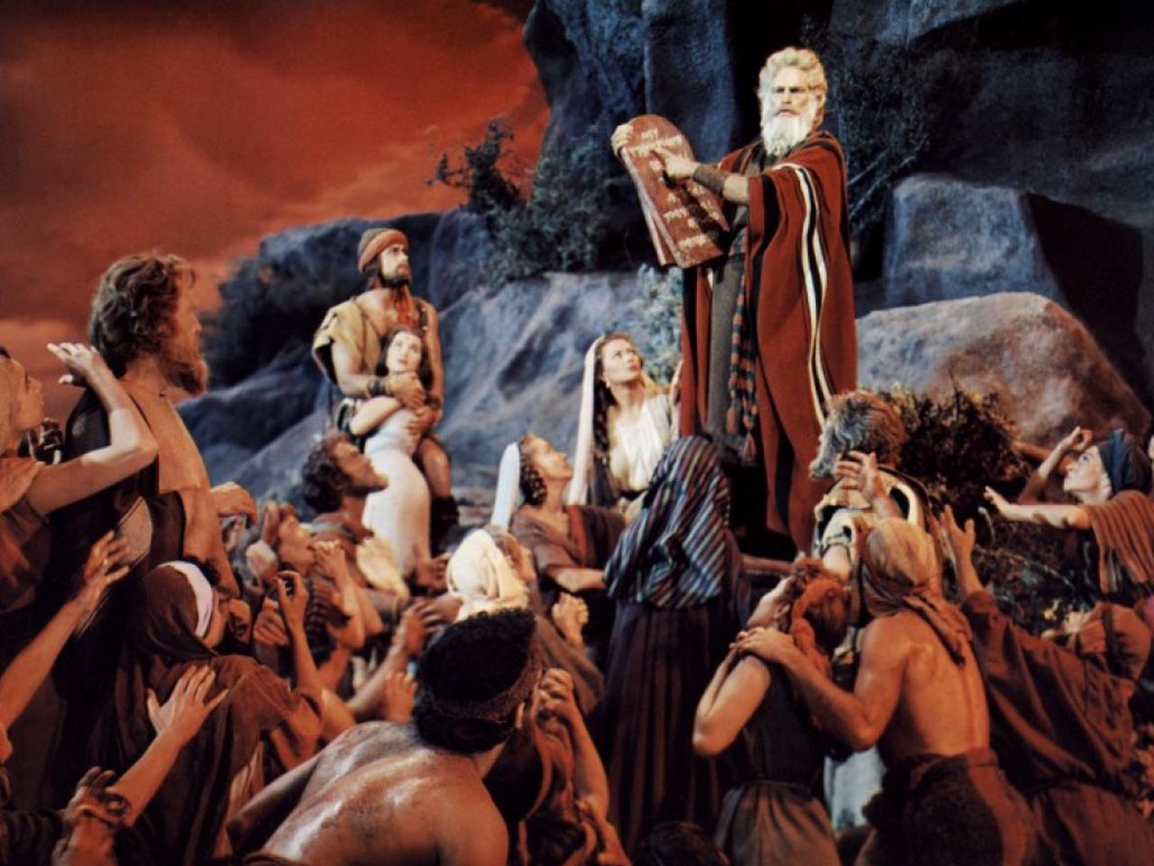 Ten Commandments History Channel