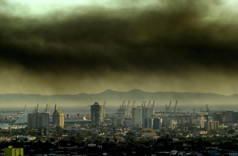 Top 10 Smoggiest Cities In U S Photo 1 Pictures Cbs