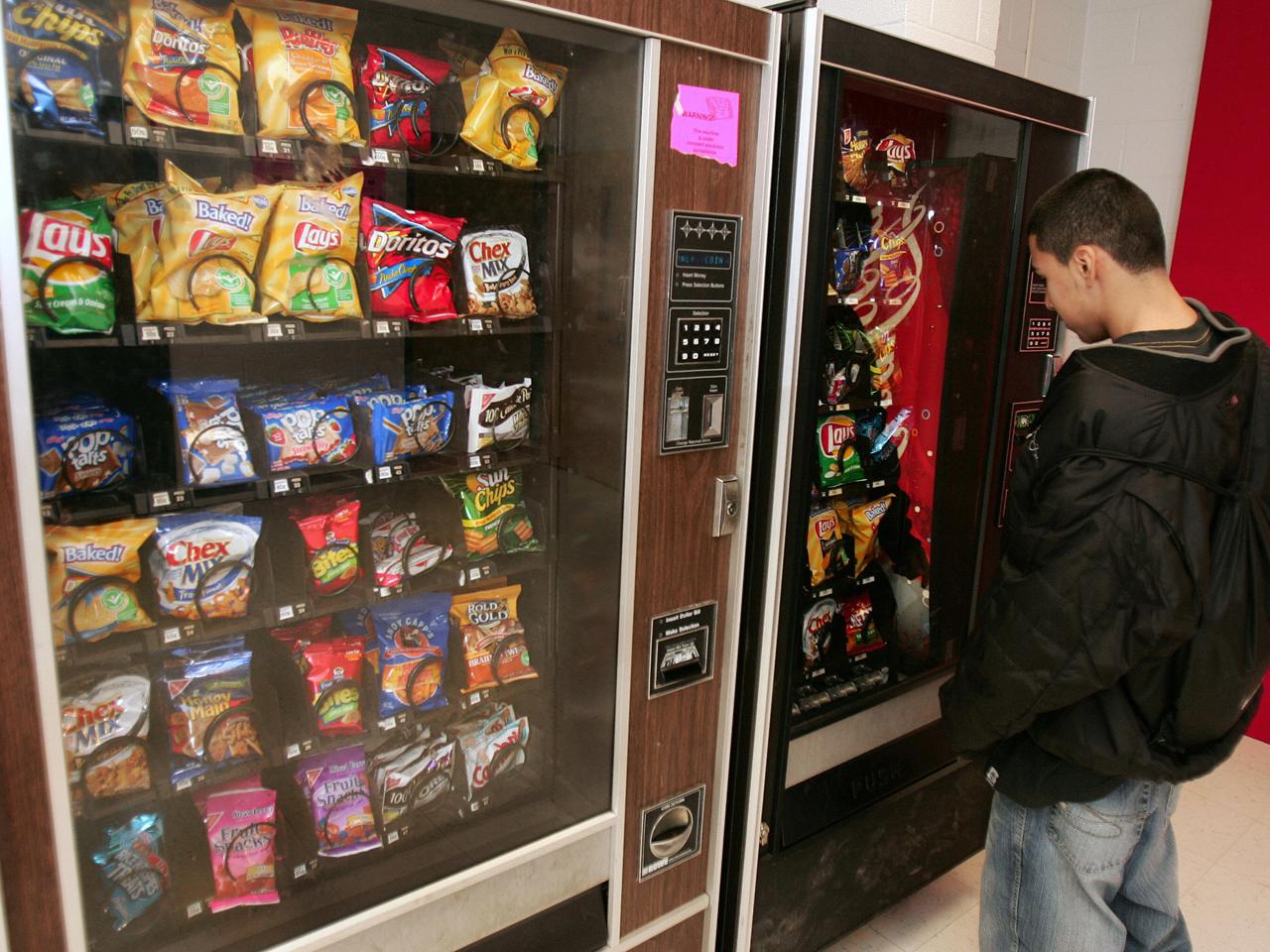Usda Replacing Junk Food In Schools With Smart Snacks
